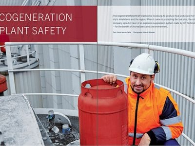 Cogeneration Plant Safety